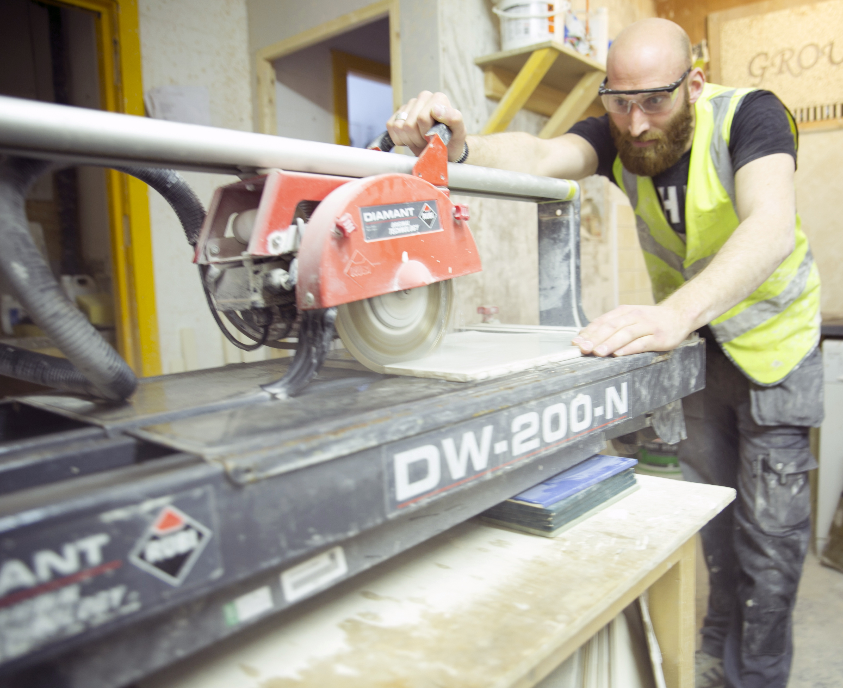 Diploma Level 2 Floor & Wall Tiling (City & Guilds)