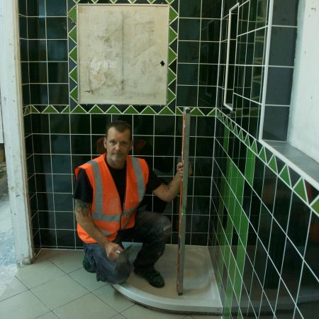 Diploma Level 1 Wall & Floor Tiling