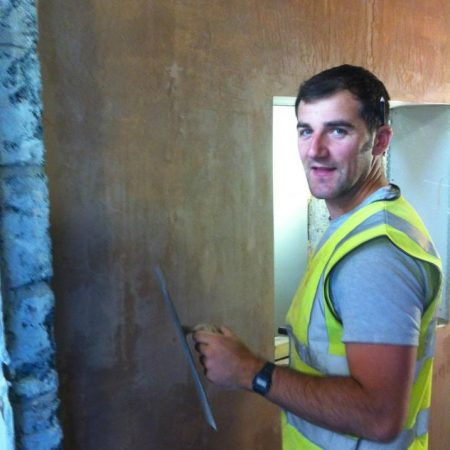 2 Weeks Plastering ( City & Guilds )