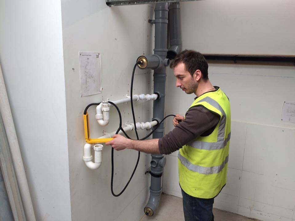 Plumbing Diploma Level 2 (City & Guilds)