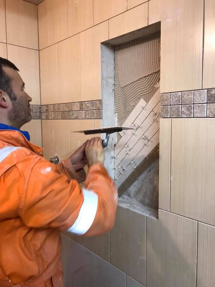 4 Weeks Wall & Floor Tiling (City & Guilds) - trades