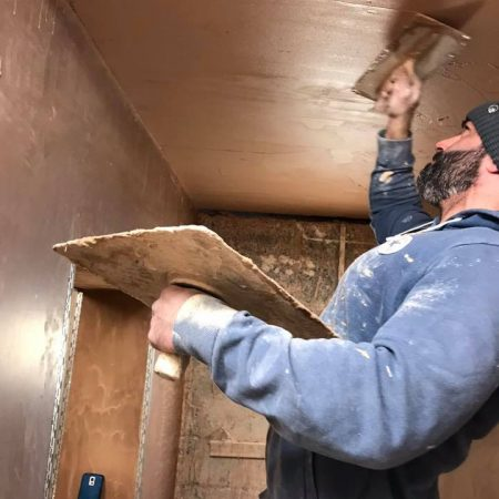 Diploma Level 1 Plastering
