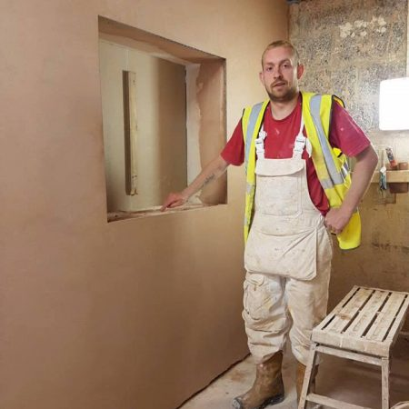 1 Week Plastering Course
