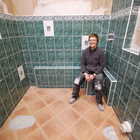 4 Weeks Wall & Floor Tiling (City & Guilds)
